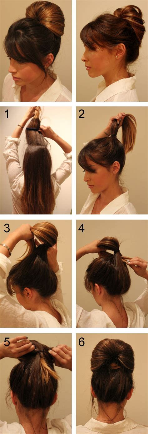ponytail haircut technique 25 best ideas about pony tails on pinterest ponytail