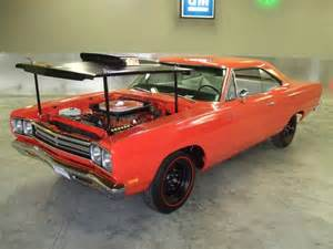 Jims Upholstery 1969 Plymouth A12 Road Runner American Car Collector