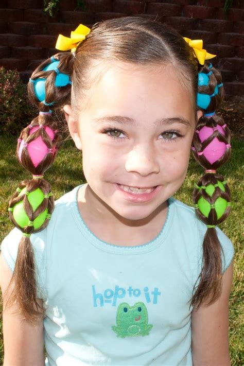 crazy hair day hairstyle princess hairstyles princess piggies a little something eggstra little girl