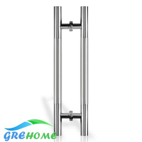 Glass Shower Door Handle by Popular Sliding Glass Shower Door Handles Buy Cheap