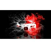 Bugatti Veyron Water Fire Wallpaperjpg  Mazphoto