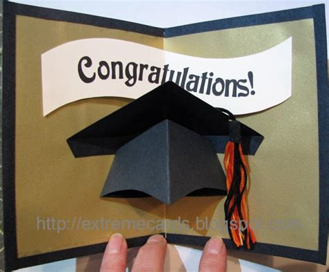 pop up cards templates free with top taps graduation cap pop up card tutorial