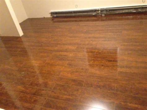 Has my laminate floor been installed wrong?   DoItYourself