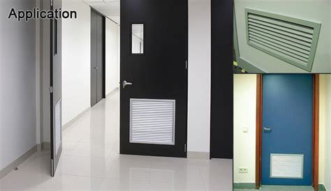 Interior Doors With Ventilation by Ventilation Adjustable Air Vent Air Grille Bathroom Door