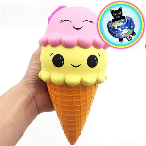 Squishy Scoop scoop cone squishy