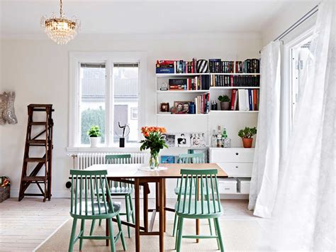 The Best Simple Dining Room Ideas Amaza Design Bookshelves In Dining Room