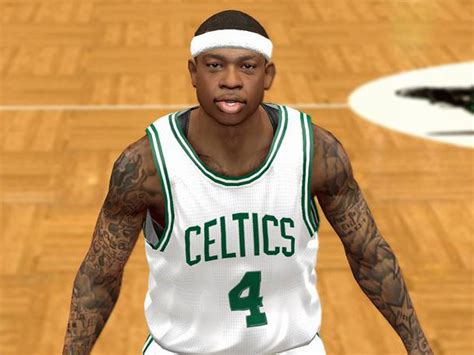isaiah thomas tattoos isaiah cyberface realistic w update for