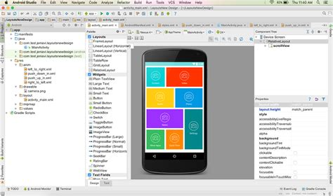 android studio layout animation igeniusdev ios app development android app development