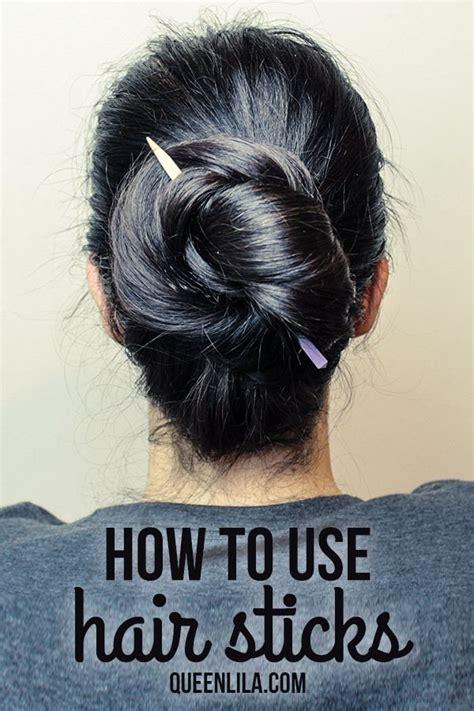 hair stiking 17 best ideas about hair sticks on pinterest hair