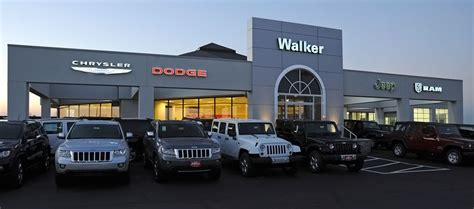 Walker Chrysler Jeep Dodge by Auto Dealerships Oberer Thompson Company