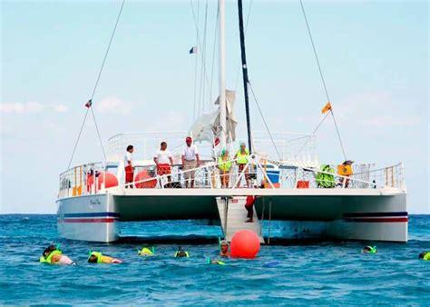 fury catamaran snorkel cozumel tour en catamaran cozumel tours en cozumel