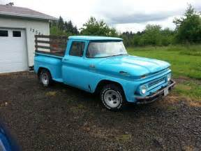 sell used 1962 chevy stepside c10 truck 283