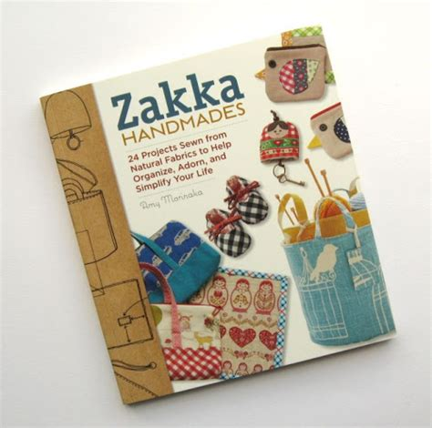 Zakka Handmade - bugs and fishes by lupin book review zakka handmades