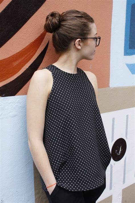 ruby dress top pattern patterns tessuti fabrics