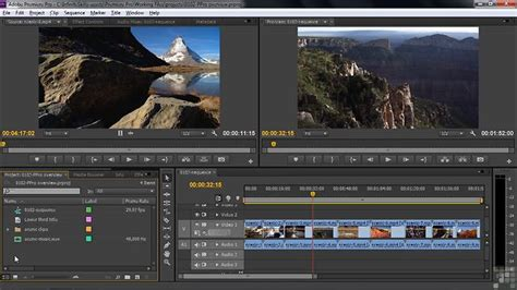 adobe premiere cs6 to cc adobe premiere pro cs6 tutorial overview of premiere pro