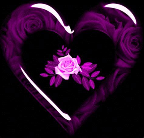 imagenes de whatsapp de flores corazones y rosas con movimiento para whatsapp