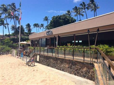 sea house restaurant sea house restaurant lahaina maui hawaii picture of sea house restaurant