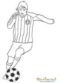 coloriage 195 dessiner a imprimer foot ol