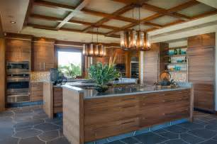 Tropical Kitchen Cabinets Hawaii 1 Tropical Kitchen Other Metro By Norelco