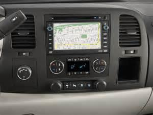 amazoncom chevy silverado in dash navigation system