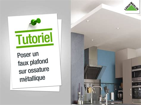 comment faire un plafond tendu comment poser un faux plafond pvc isolation id 233 es