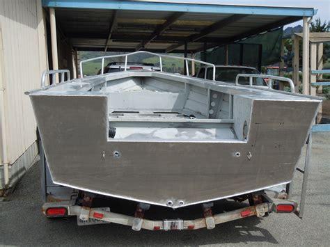 aluminum boat jb weld valco 21 bayrunner baja rebuild jb fabrication and welding