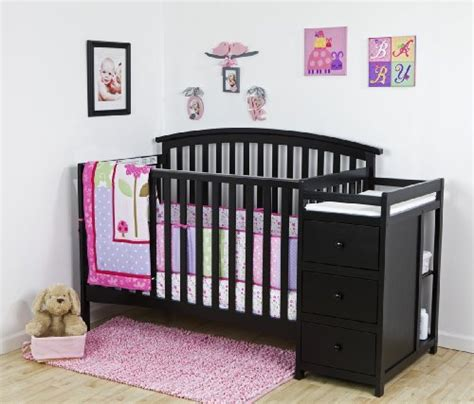 sorelle berkley changing table on me niko 5 in 1 convertible crib with changer