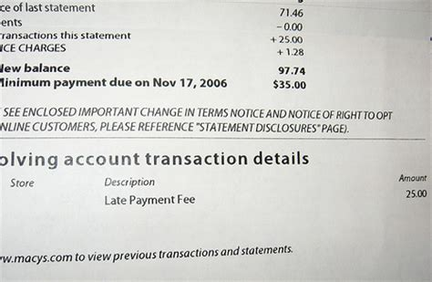 Credit Card Overdue Letter Late Payment Fee Images Frompo