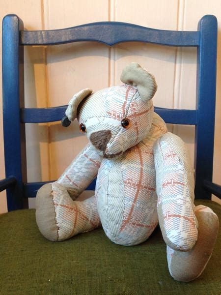 How To Make A Patchwork Teddy - patchwork teddy tobias and the