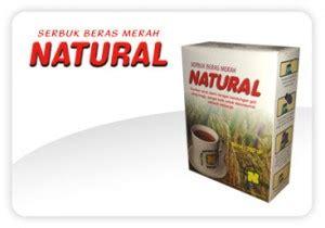 Beras Tibet Naturally Organic sbmn serbuk beras merah nasa