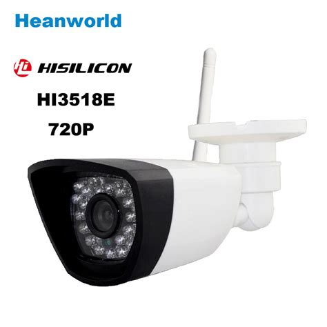megapixel 720p wireless wired ip wifi ir