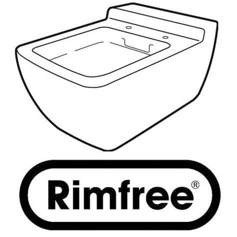 rimfree wc preis keramag xeno2 wand tiefsp 252 l wc rimfree sp 252 lrandlos