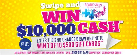 Enter Competitions To Win Money - terry white rewardsplus win 10 000 cash or 1 of 1 australian competitions