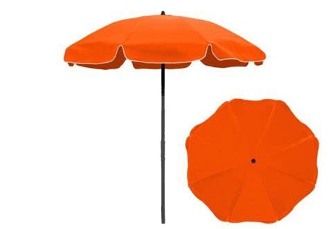 Orange Patio Umbrella 7 5 Ft Orange Aluminum Patio Umbrella Umbrella Source
