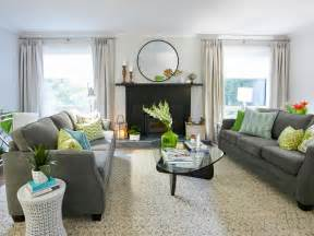 property brothers living rooms colorful home makeovers from property brothers buying
