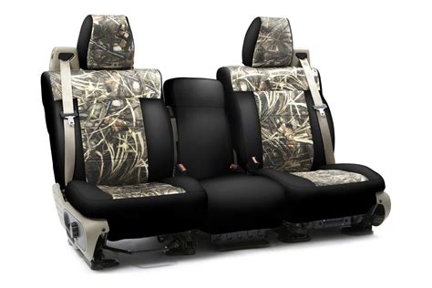 camo seat covers coverking camouflage seat covers