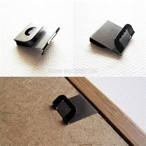 50pcs hangers clips fix hanging s type hooks for picture popular sawtooth hangers buy cheap sawtooth hangers lots