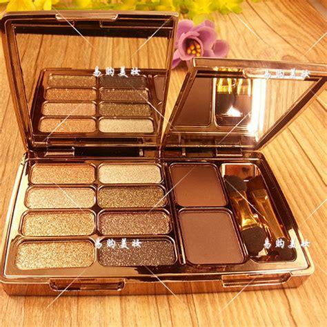 Nonna Make Up Set Eye Shadow 8 colors bright colorful makeup eye shadow make up set flash glitter