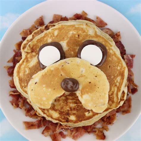 Kaos Adventure Time Bacon Pancakes bacon pancakes recipe dishmaps