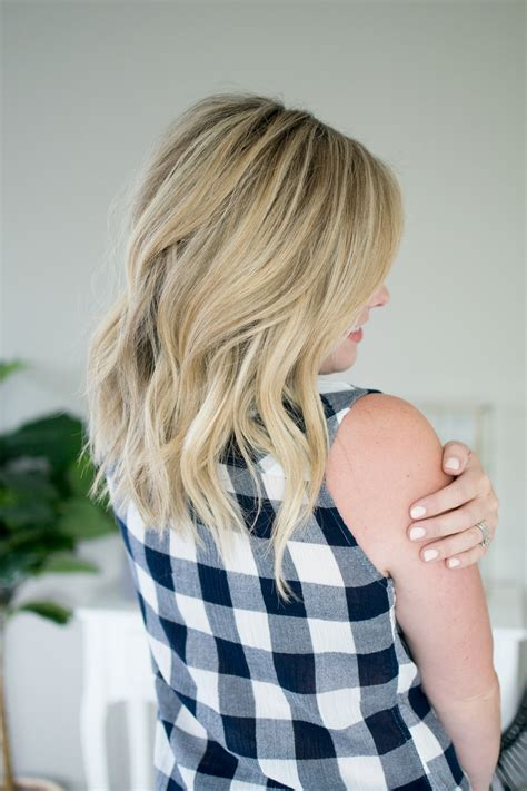 the clavicut the small things blog laid back waves tutorial the small things blog