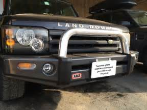 2004 land rover discovery ii se7 arb front bar