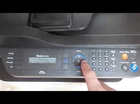 reset samsung printer m2070 fix firmware reset resoftare samsung xpress sl m2070f