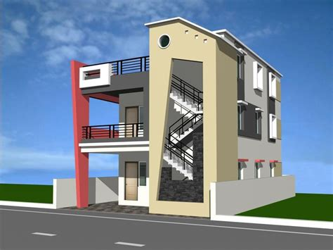design expert india residential building elevation designs google search