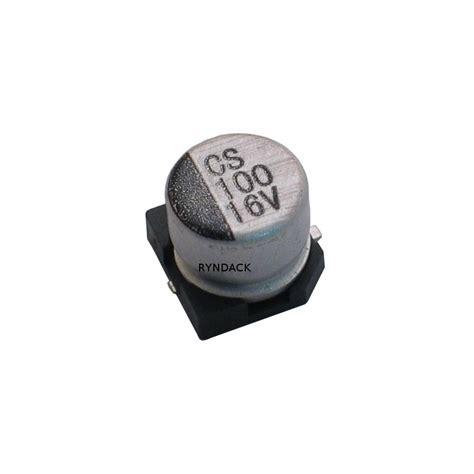 smd capacitor eletrolitico capacitor eletrol 237 tico smd 100μf 16v 105 176 c 100uf suntan ts13c01c101met000r ryndack componentes