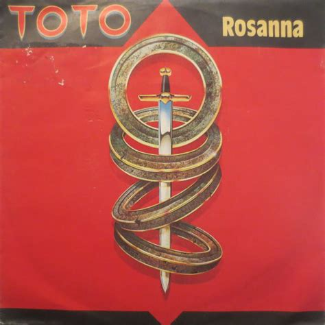Sprei Rosanna Toto Rosanna Vinyl At Discogs