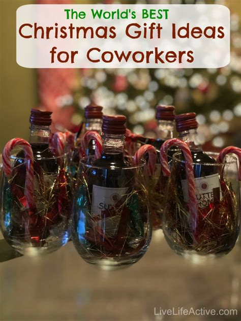 diy gifts cheap and easy gift idea for coworkers or neighbors