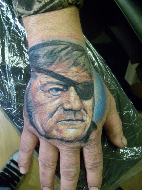 john wayne quot the duke quot hand tattoo true grit tattoos i