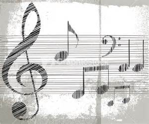 royalty free music note vector image graphicstock