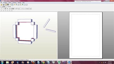 Papercraft Software - design papercrafts with cad software 3