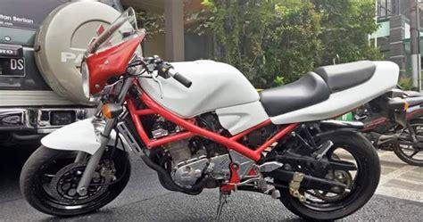 Dijual Suzuki Bandit 400 Cc dijual moge dibawah 500cc suzuki bandit 400 lapak